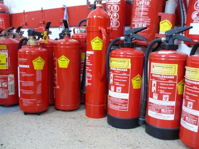 feuerlöscher Überprüfung - Feuerlöscher Für Küche